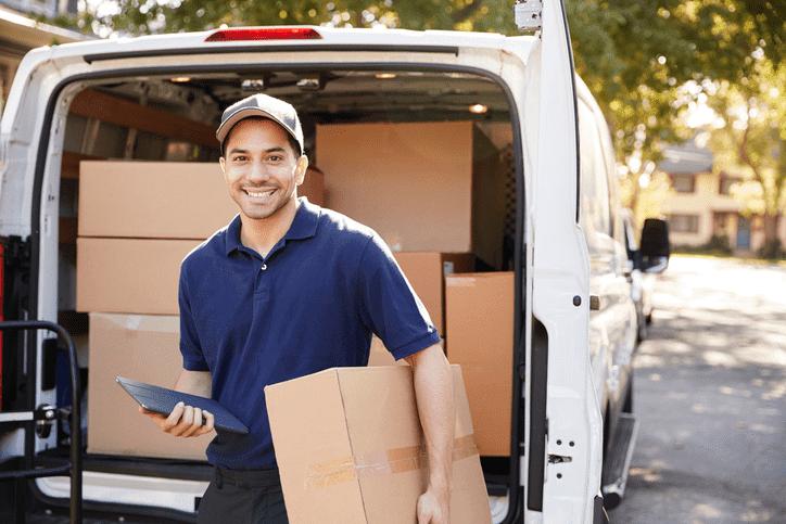 Kurierdienst & Paketzustellerfahrzeug versichern